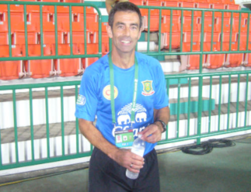 Thai Premier League 1 Review with Ex-Army United FC manager Gary Stevens