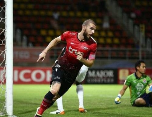 Thai League 1 Review – Dragan Bošković brace keeps Port FC top
