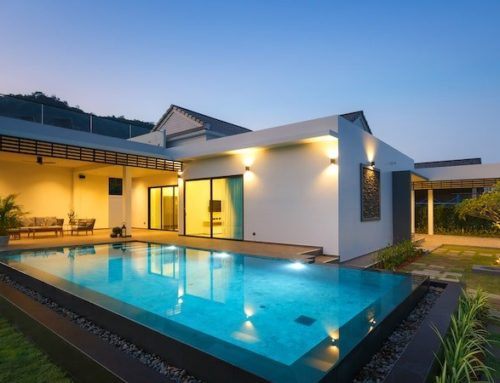 The Stunning Sivana HideAway Villa development in Hua Hin