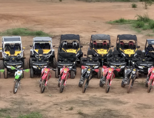 How about a Pattaya Off Road Safari Tour to escape the lock down?