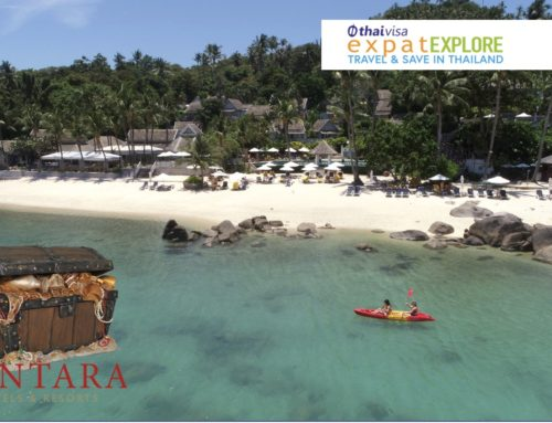 Win 2 nights in Centara Villas Samui with Thaivisa Expat Explore