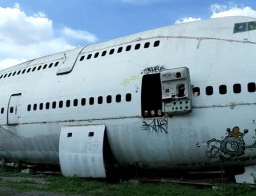 Airplane Graveyard Bangkok – Guest Vlog Amazing Chiang Mai
