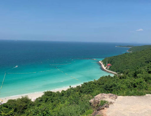 24 hours on Koh Larn – Guest Blog Meandering Tales