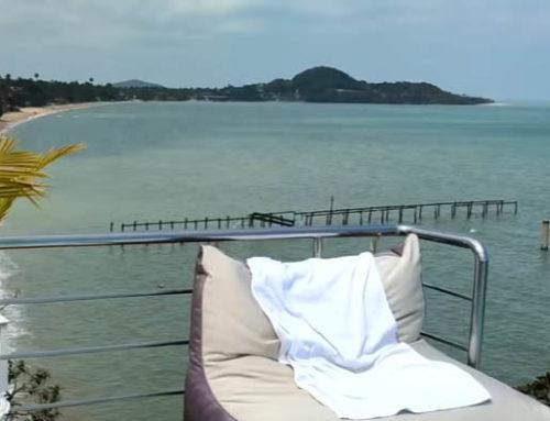 Koh Samui $15 Beachfront! Hotel Tours + Chaweng Drive Thru – Guest Vlog SideTripLife