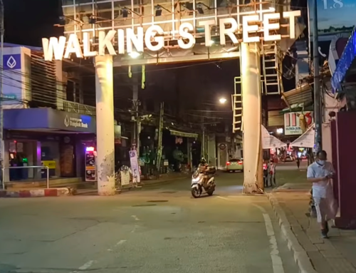 Pattaya Walking Street January 1st 2021 – Will it ever be the same again?