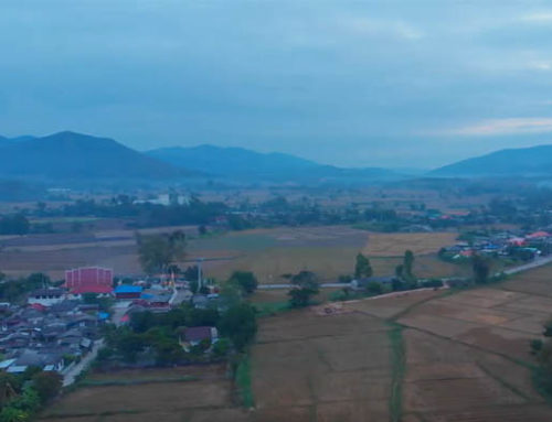 CHIANG RAI DAWN AND SOME UNEXPECTED AWSOMENESS –  Guest Vlog Ian Wheldale
