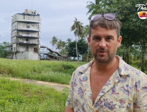 Ghost Ship of Koh Chang – Abandoned Cruise Ship Hotel