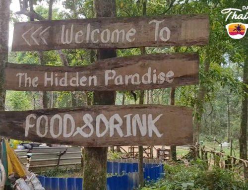 Hidden Paradise deep in Koh Chang Jungle