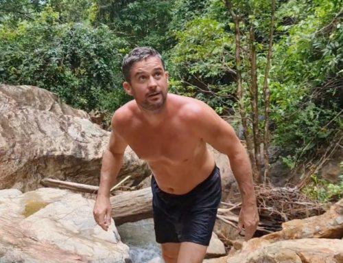 Tallest waterfall hidden among the jungle on Koh Chang