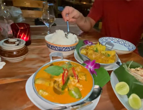 This Thai Food Is Next Level With @Paddy Doyle – Guest Vlog Jonny There Is Something Happening