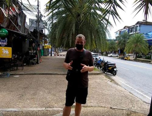 Ao Nang Krabi is a Derelict & Deserted Ghost Town – Guest Vlog NDtvi Thailand
