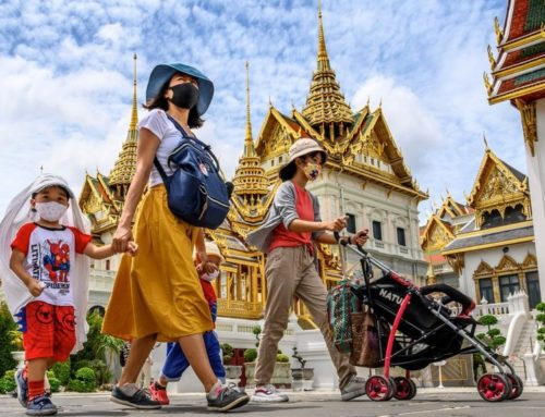 Do I think Thailand will be open for International Tourists by December 2021?