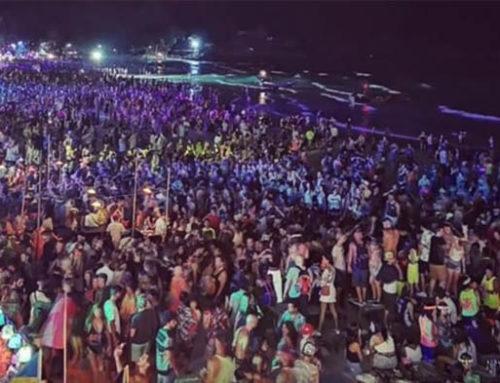 End Of Full Moon Party? +Thong Sala Koh Phangan +more! – Guest Vlog SideTripLife