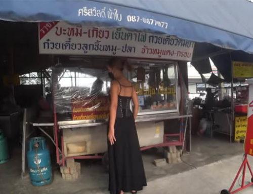 Thai street food, living free in Thailand – Guest Vlog Warren Gerdes TV