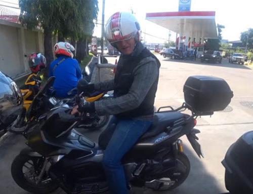Bangkok Bikerz – We ride to Bann Pai Na Cafe – Guest Vlog Warren Gerdes TV