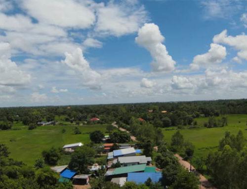DJI fpv flight going through the Trees – Guest Vlog Bryan's Thailand