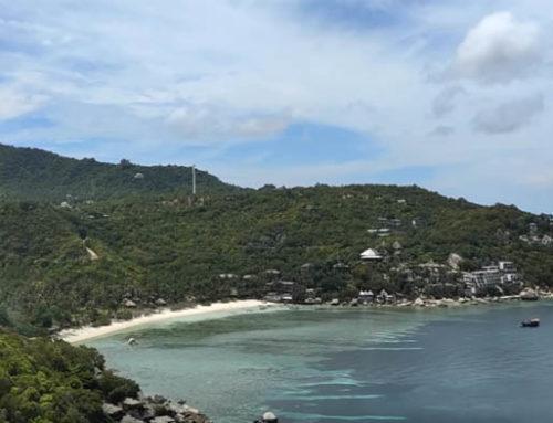 Paradise! Taa Toh Lagoon + Shark Bay, Freedom Beach + more! – Guest Vlog SideTripLife