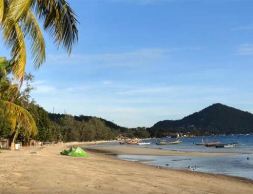 Koh Tao $18 Beachfront Gem Sairee Beach Hotel Search 2021 – Guest Vlog SideTripLife